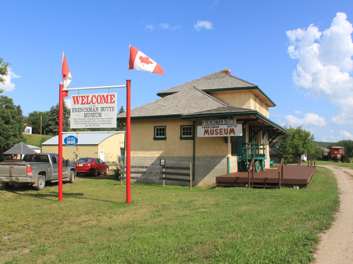 Welcome to the Frenchman Butte Heritage Centre